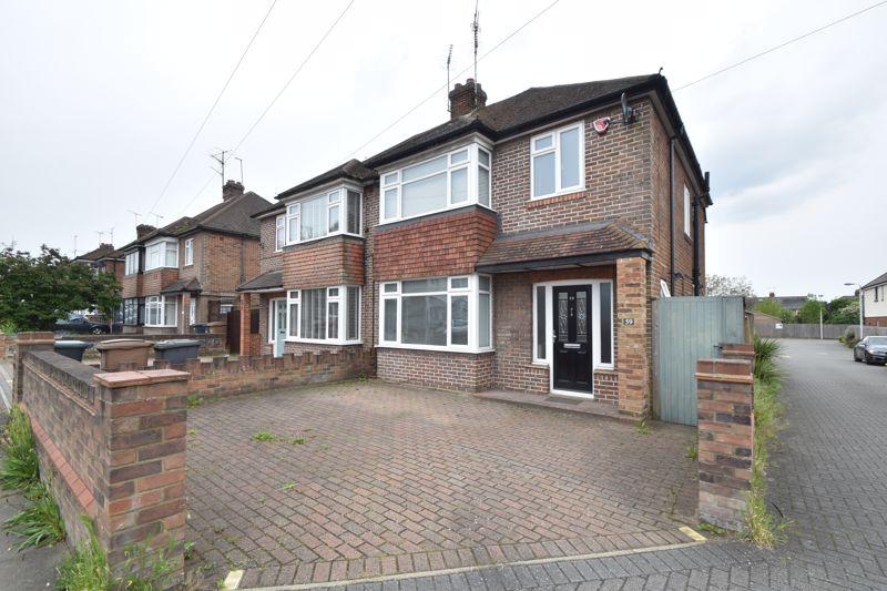 3 bedroom Semi-Detached  to buy in Lewsey Road, Luton