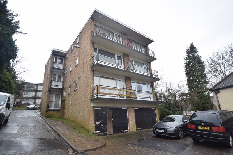 1 bedroom Flat to rent in Ruthin Close, Luton