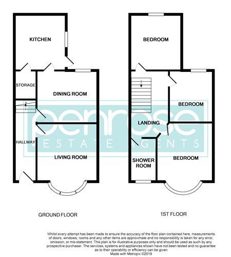 3 bedroom Mid Terrace to rent in Talbot Road, Luton