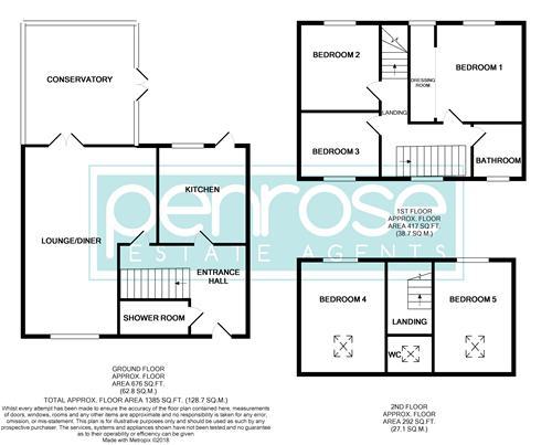 5 bedroom Mid Terrace to buy in Exton Avenue, Luton