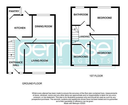 3 bedroom Mid Terrace to rent in Hart Lane, Luton