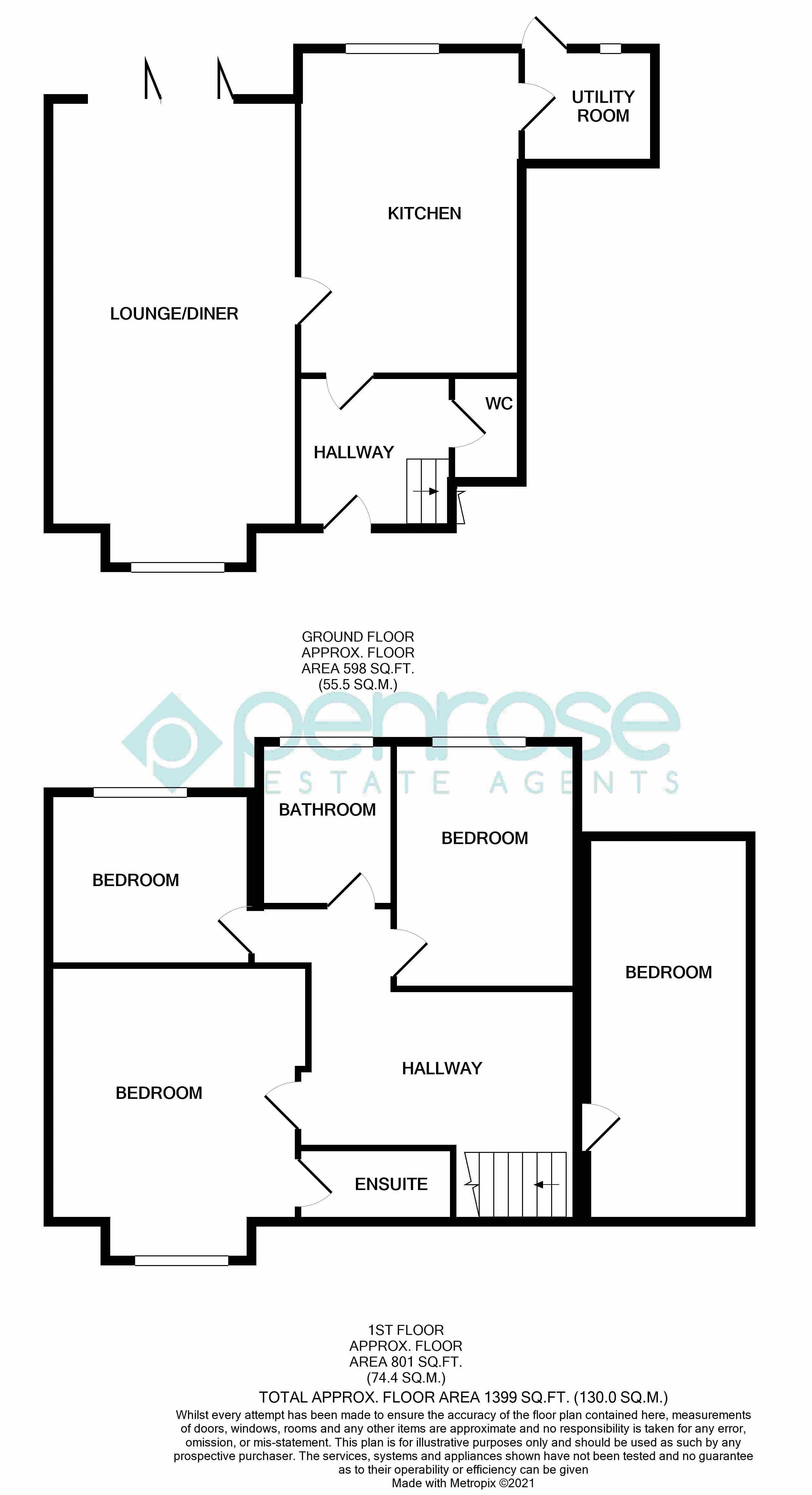 4 bedroom  to rent in Old Orchard, Luton