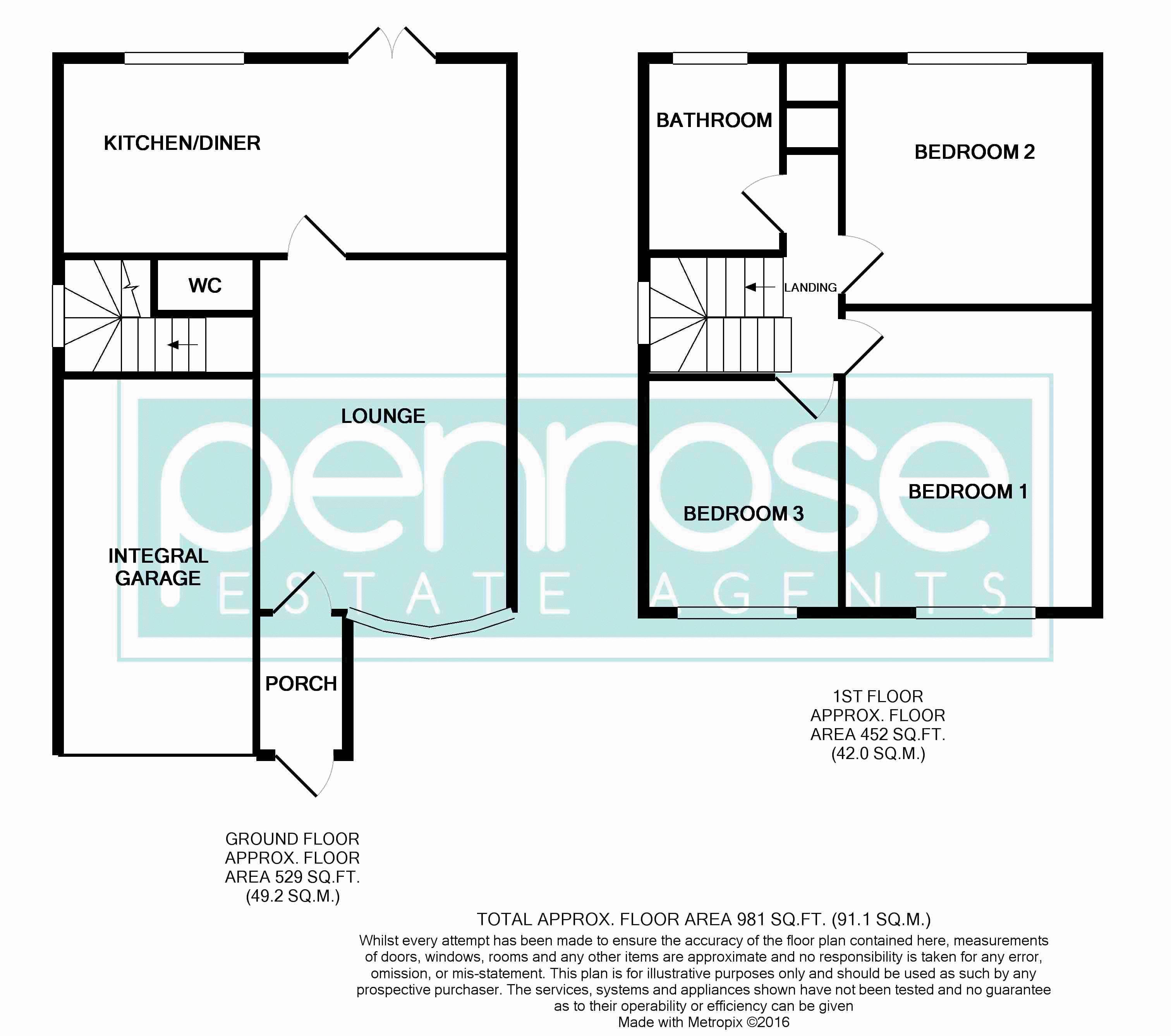 3 bedroom Semi-Detached  to rent in Corinium Gardens, Luton 6 corinium gardens