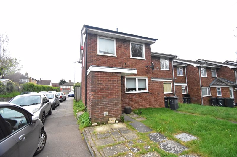 2 bedroom End Terrace to buy in Anthony Gardens, Luton