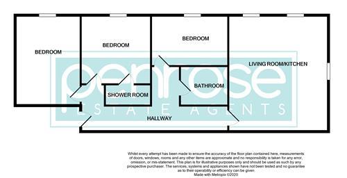3 bedroom Flat to buy in Treetop Close, Luton