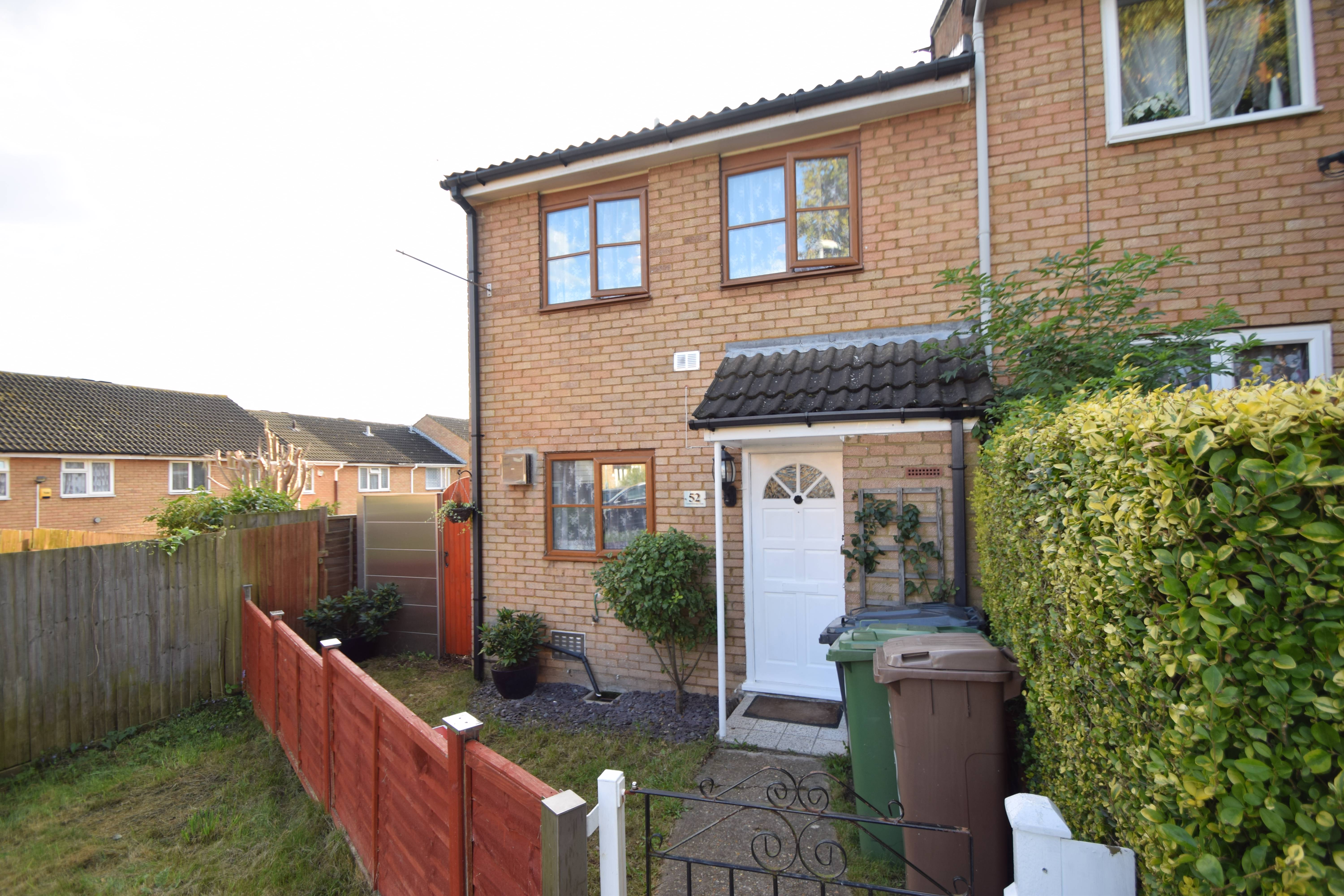 3 bedroom End Terrace to buy in Luxembourg Close, Luton