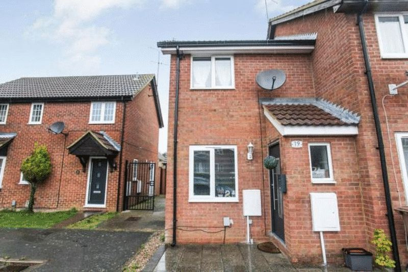 2 bedroom End Terrace to rent in Goldcrest Close, Luton