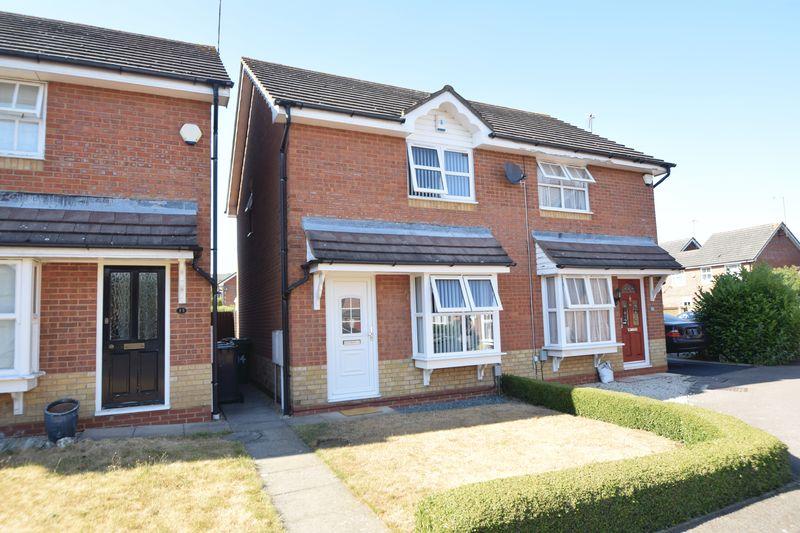 2 bedroom Semi-Detached  to buy in Cresswell Gardens, Luton