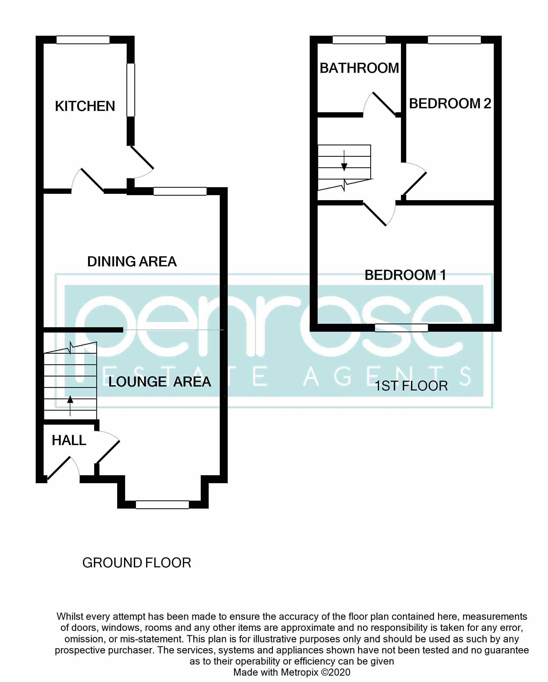 2 bedroom Mid Terrace to buy in Applecroft Road, Luton 8 Applecroft Road