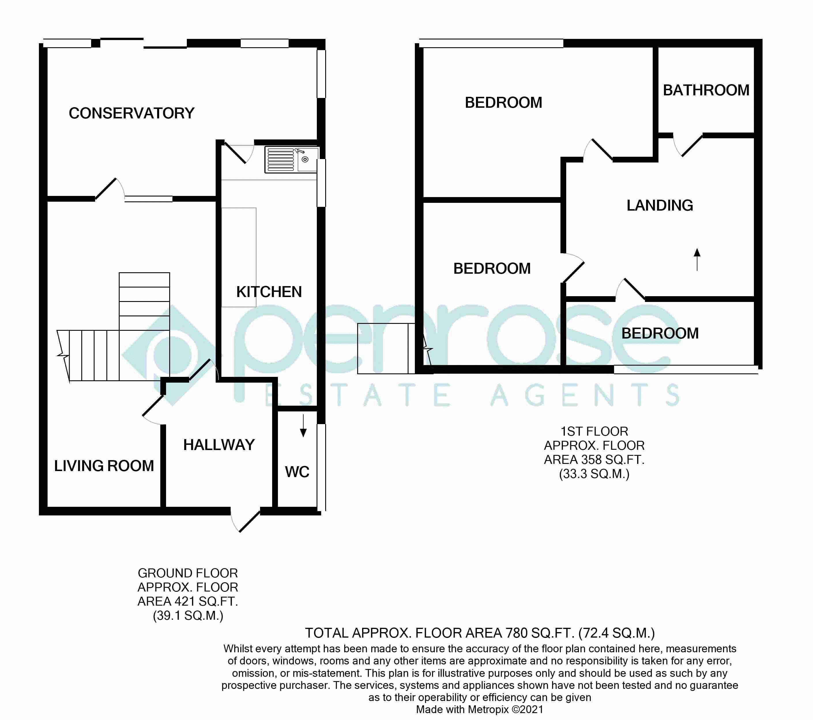 3 bedroom Semi-Detached  to rent in Emerald Road, Luton