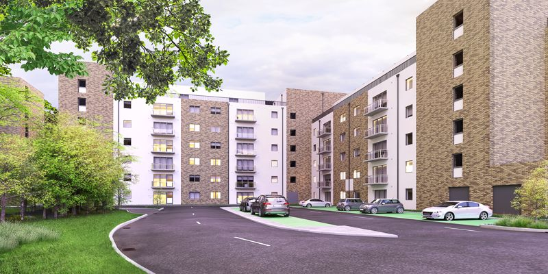 2 bedroom  to buy in Stockwood Gardens,, Luton - Photo 1