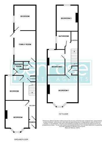 6 bedroom Mid Terrace to rent in Ashburnham Road, Luton