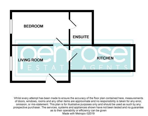 1 bedroom Flat to rent in North Street, Luton