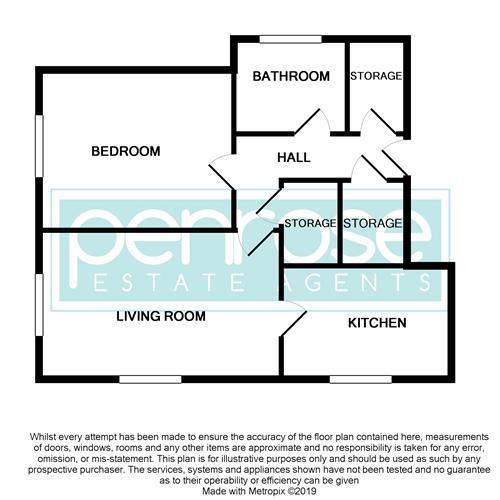 1 bedroom Flat to rent in Windsor Street, Luton