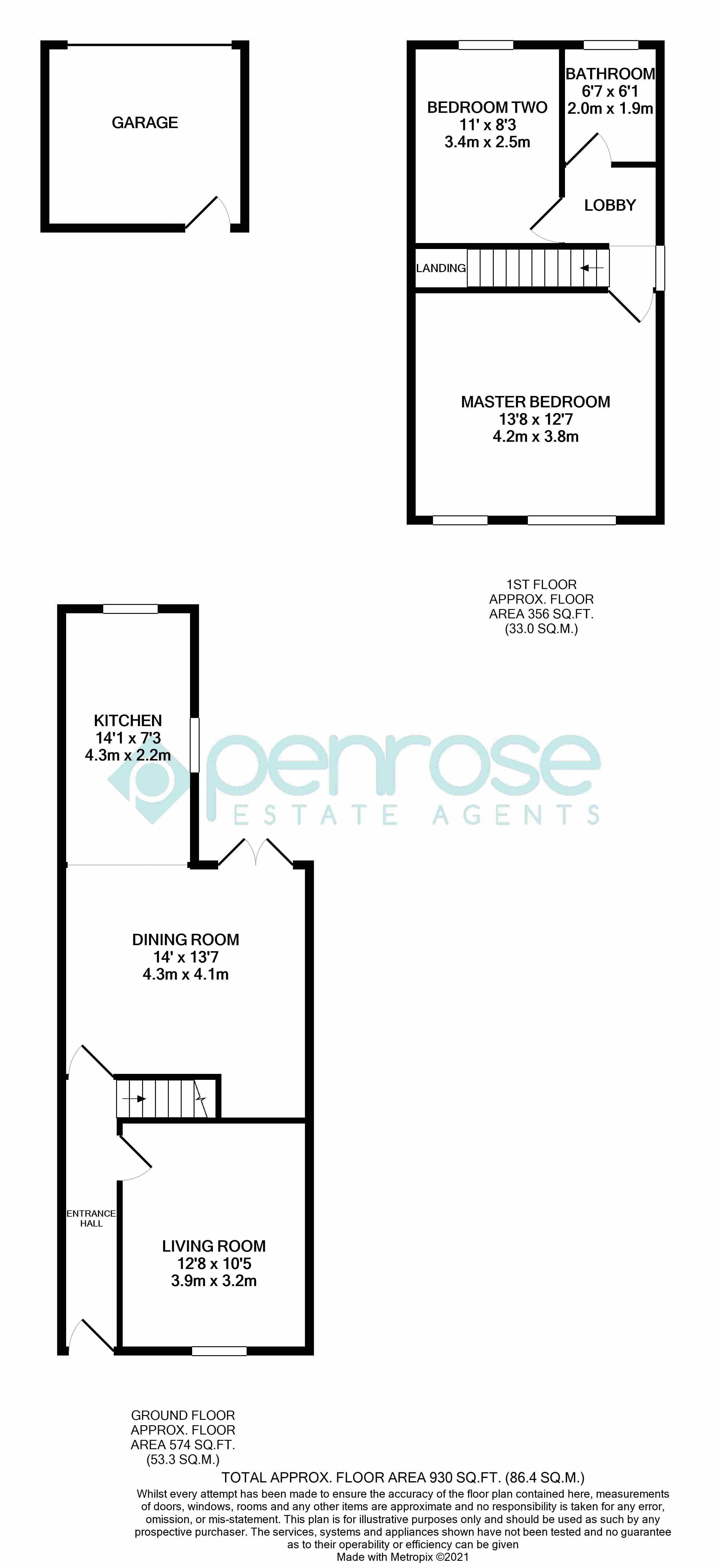 2 bedroom End Terrace to buy in St. Monicas Avenue, Luton