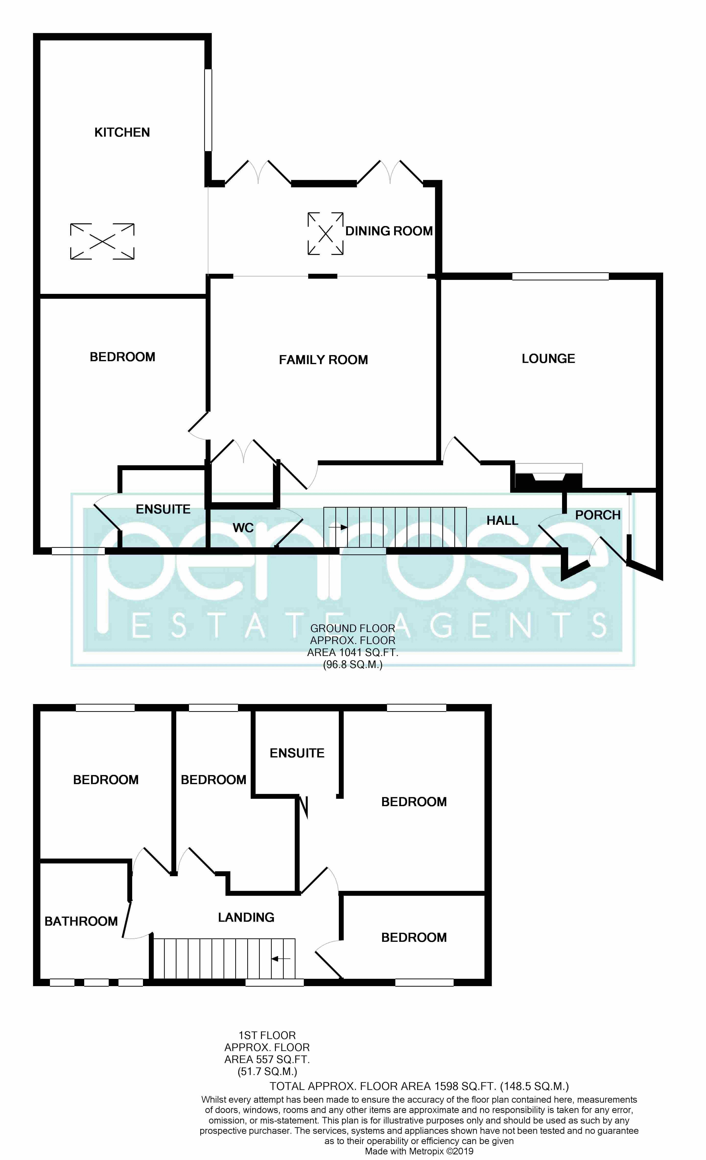 5 bedroom Detached  to buy in Bradgers Hill Road, Luton