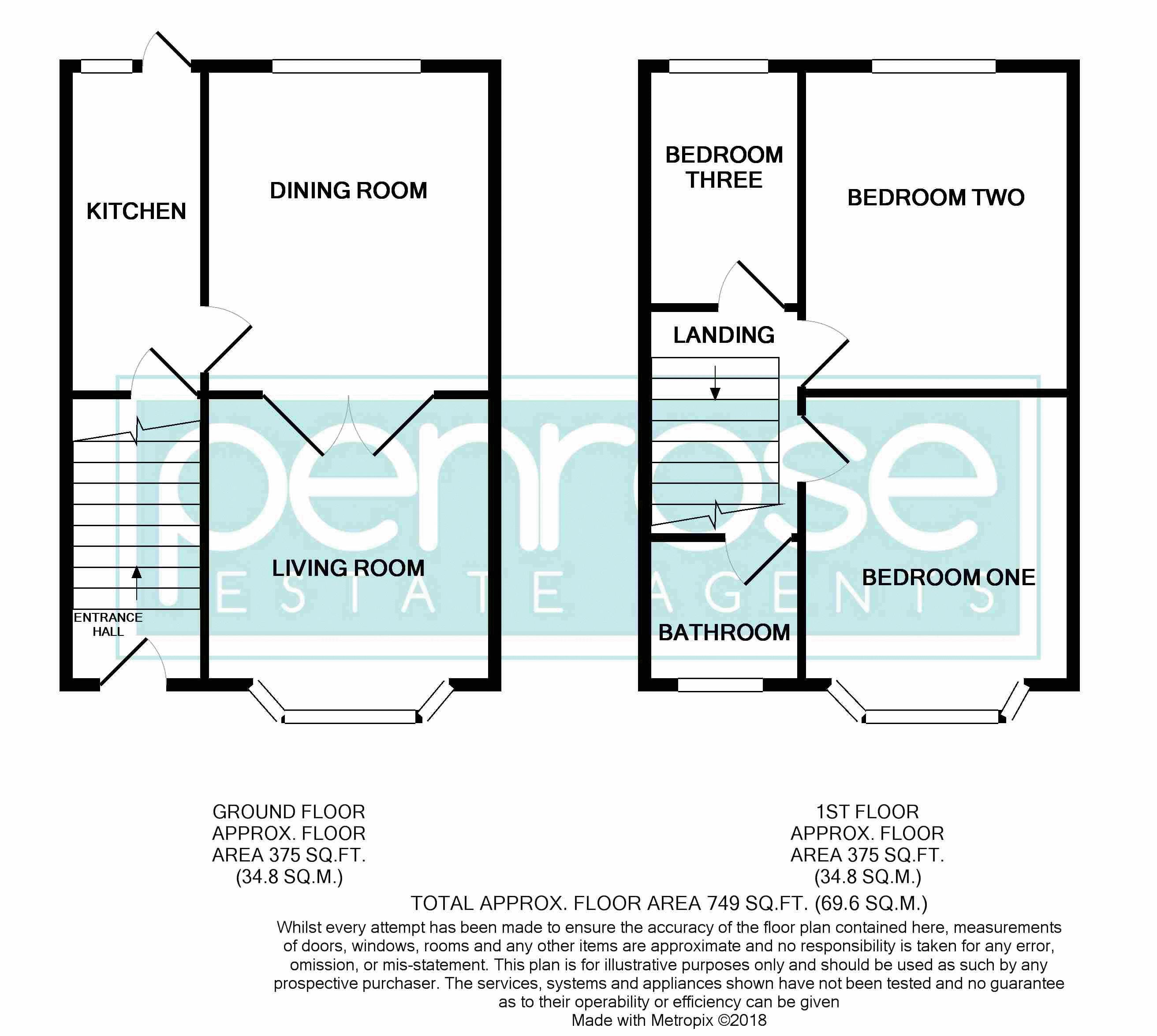 3 bedroom Mid Terrace to buy in Runley Road, Luton 97 Runley Road