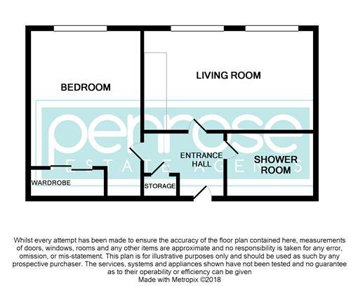 1 bedroom Flat to rent in Park Street West, Luton