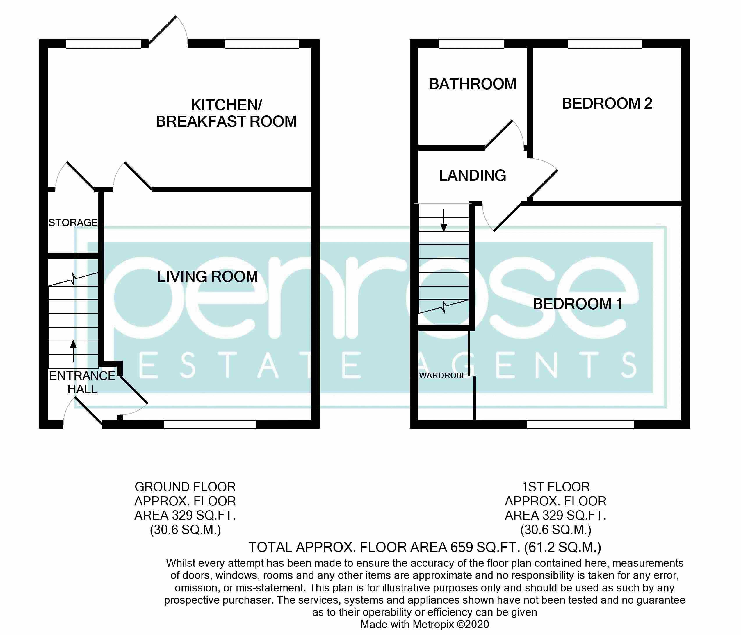 2 bedroom  to buy in Derwent Road, Luton
