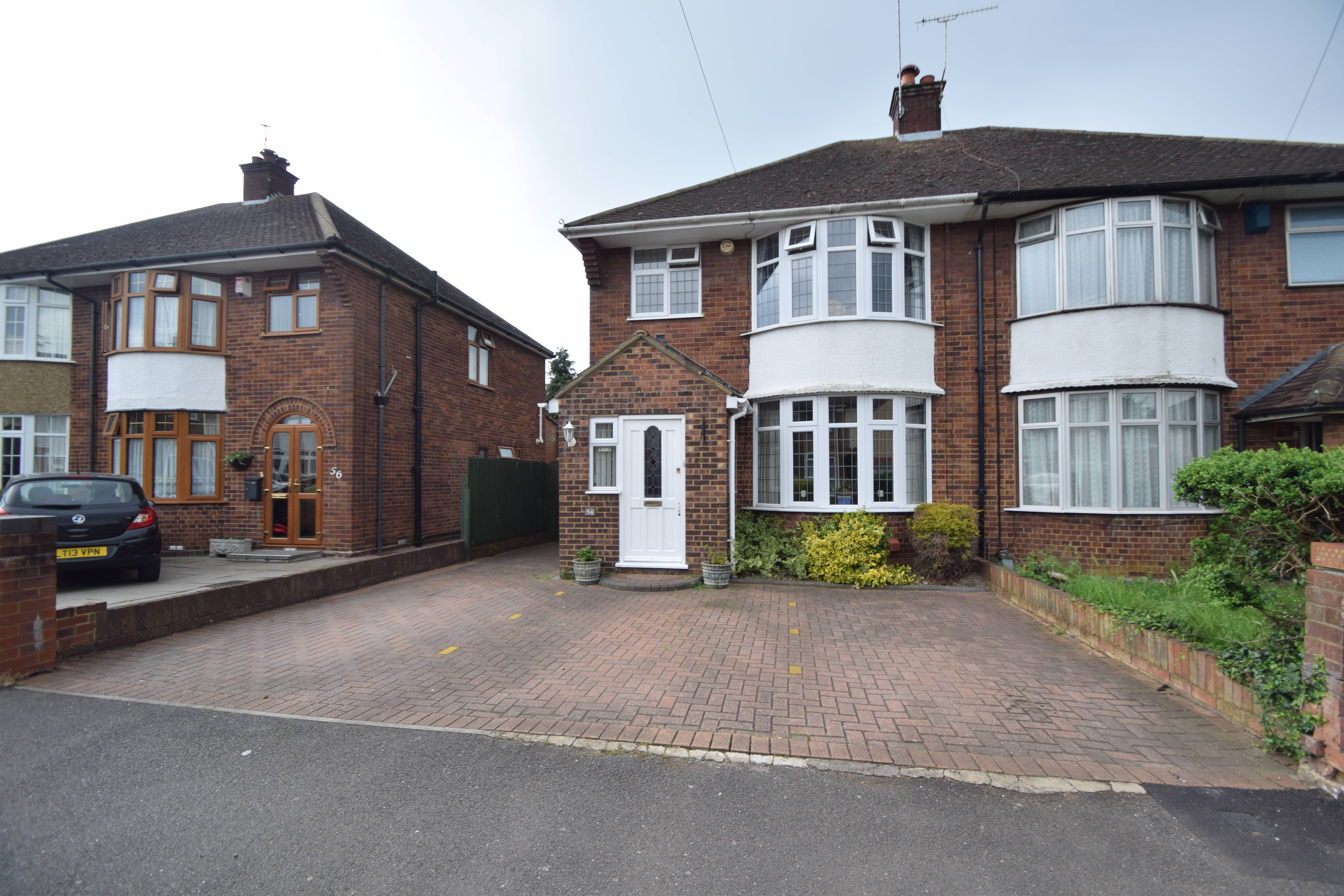 3 bedroom  to buy in Nunnery Lane, Luton