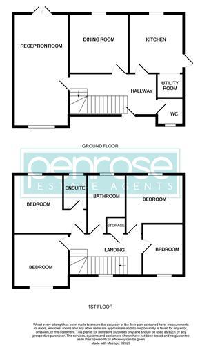 4 bedroom Detached  to rent in Copthorne, Luton
