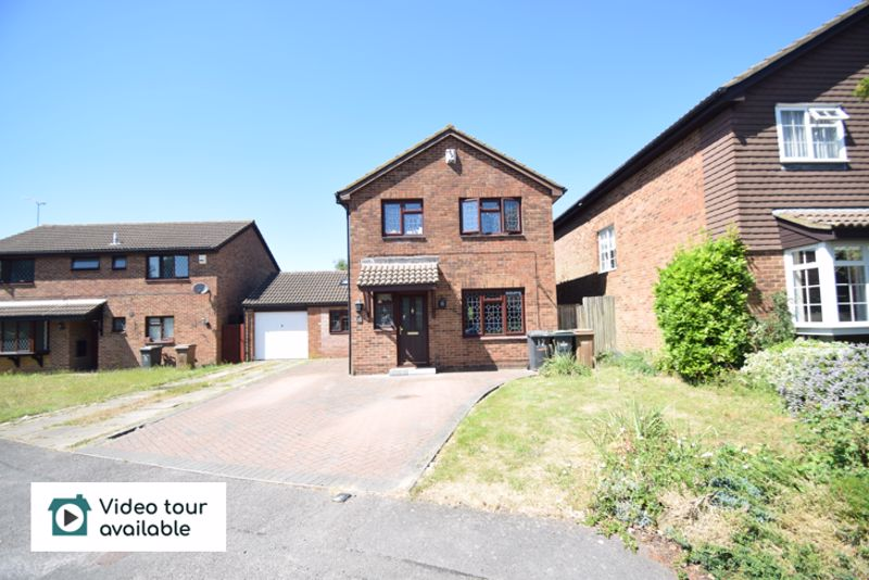 4 bedroom Detached  to rent in Markfield Close, Luton - Photo 18