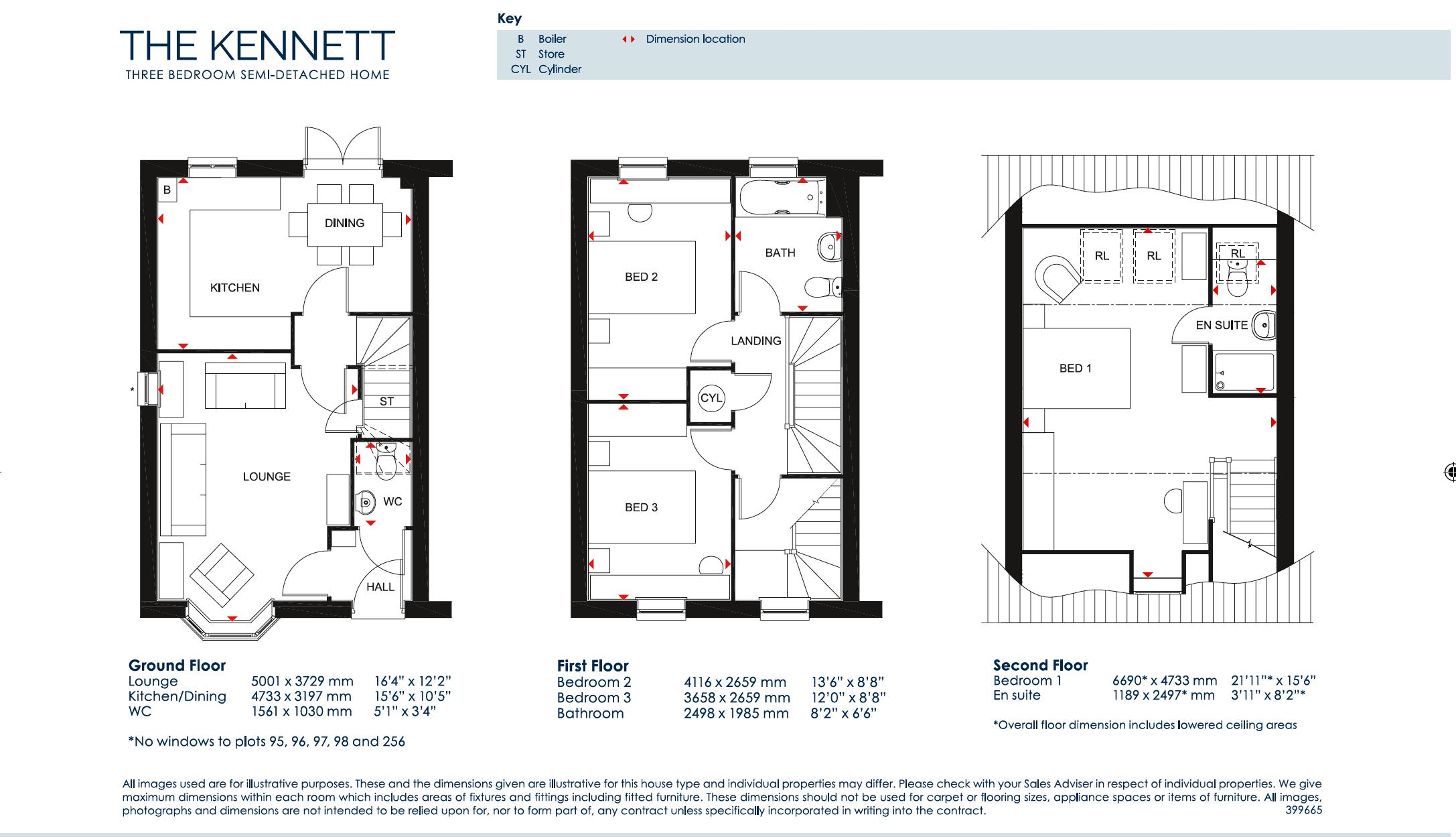 3 bedroom  to buy in Southern Cross, Bedford