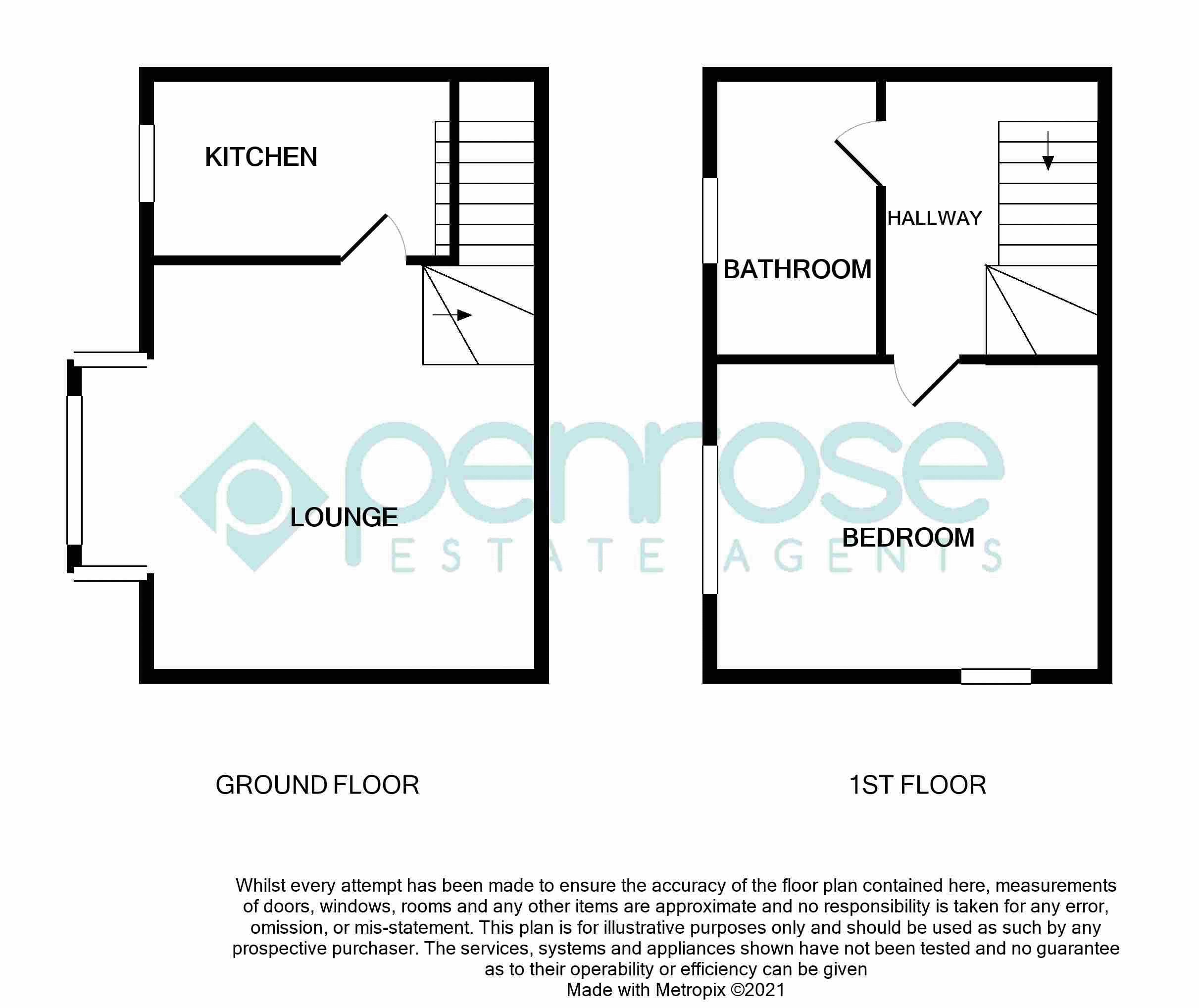 1 bedroom  to rent in Perrymead, Luton