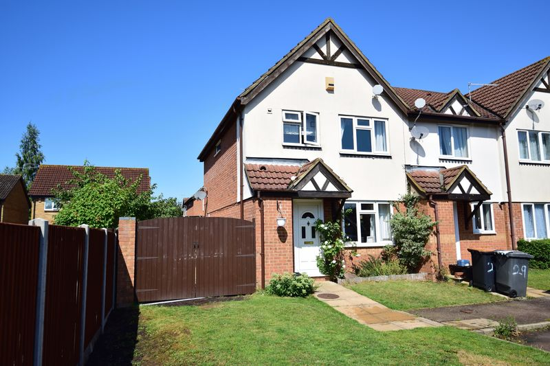 3 bedroom End Terrace to buy in Chalkdown, Luton