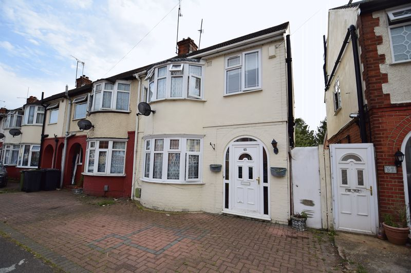 4 bedroom End Terrace to buy in Chester Avenue, Luton