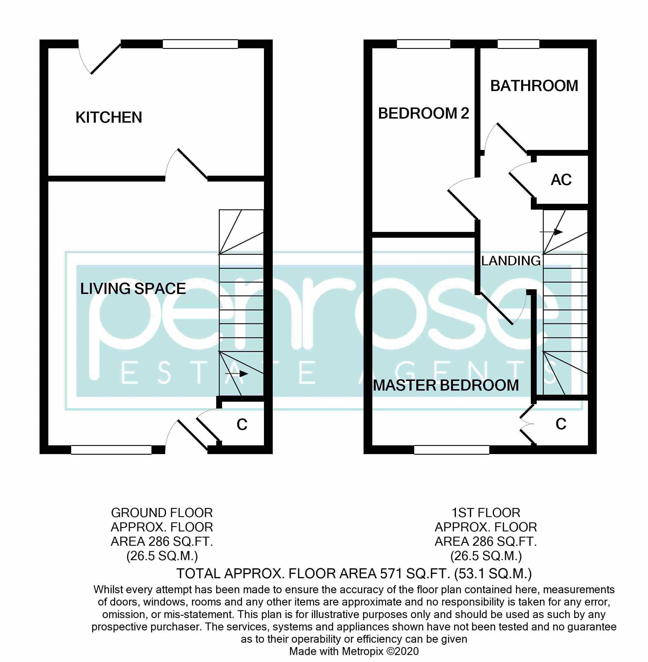 2 bedroom Mid Terrace to buy in Muirfield, Luton