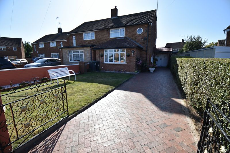 3 bedroom Semi-Detached  to buy in Eastcott Close, Luton