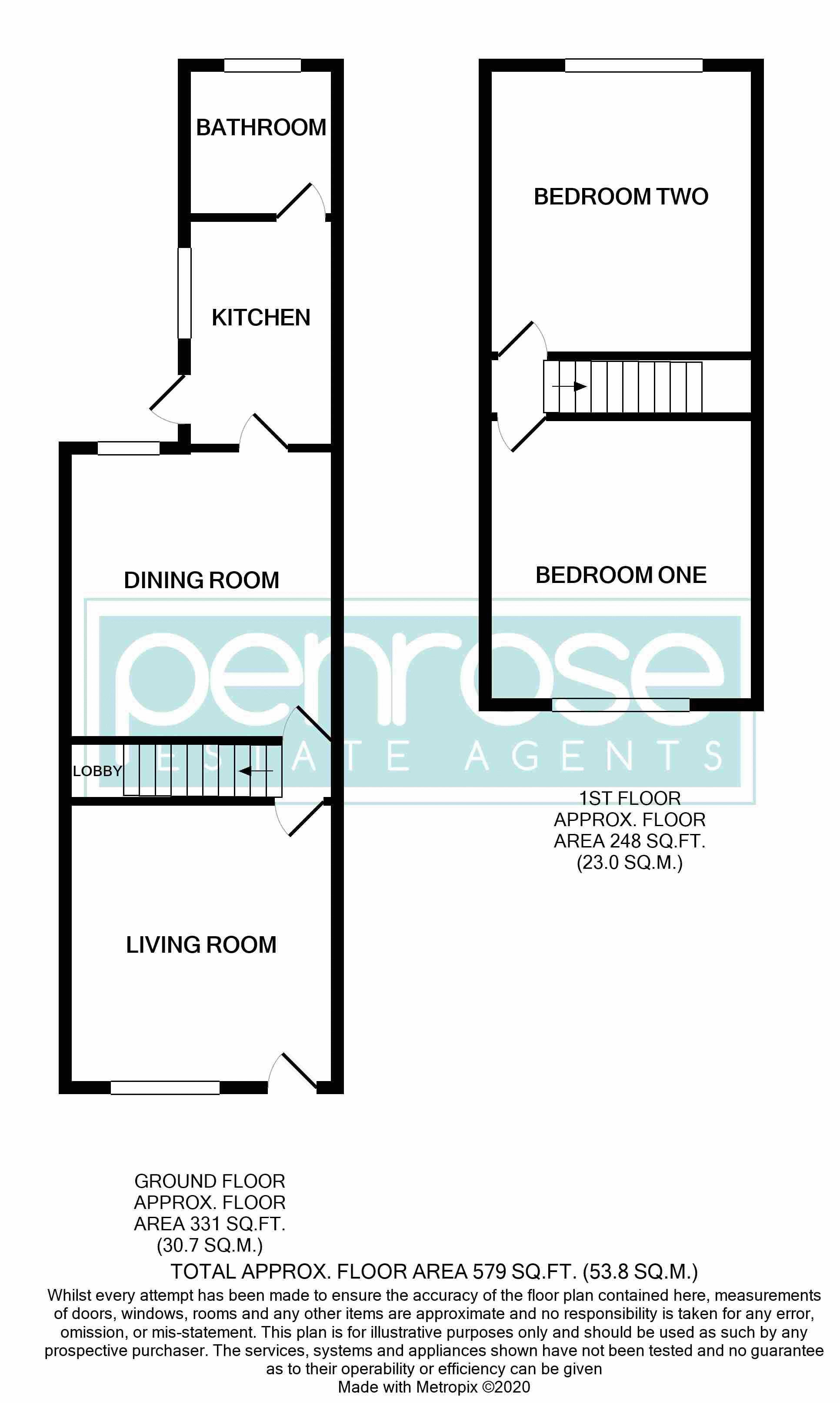 2 bedroom Mid Terrace to buy in Hartley Road, Luton 64 Hartley Road