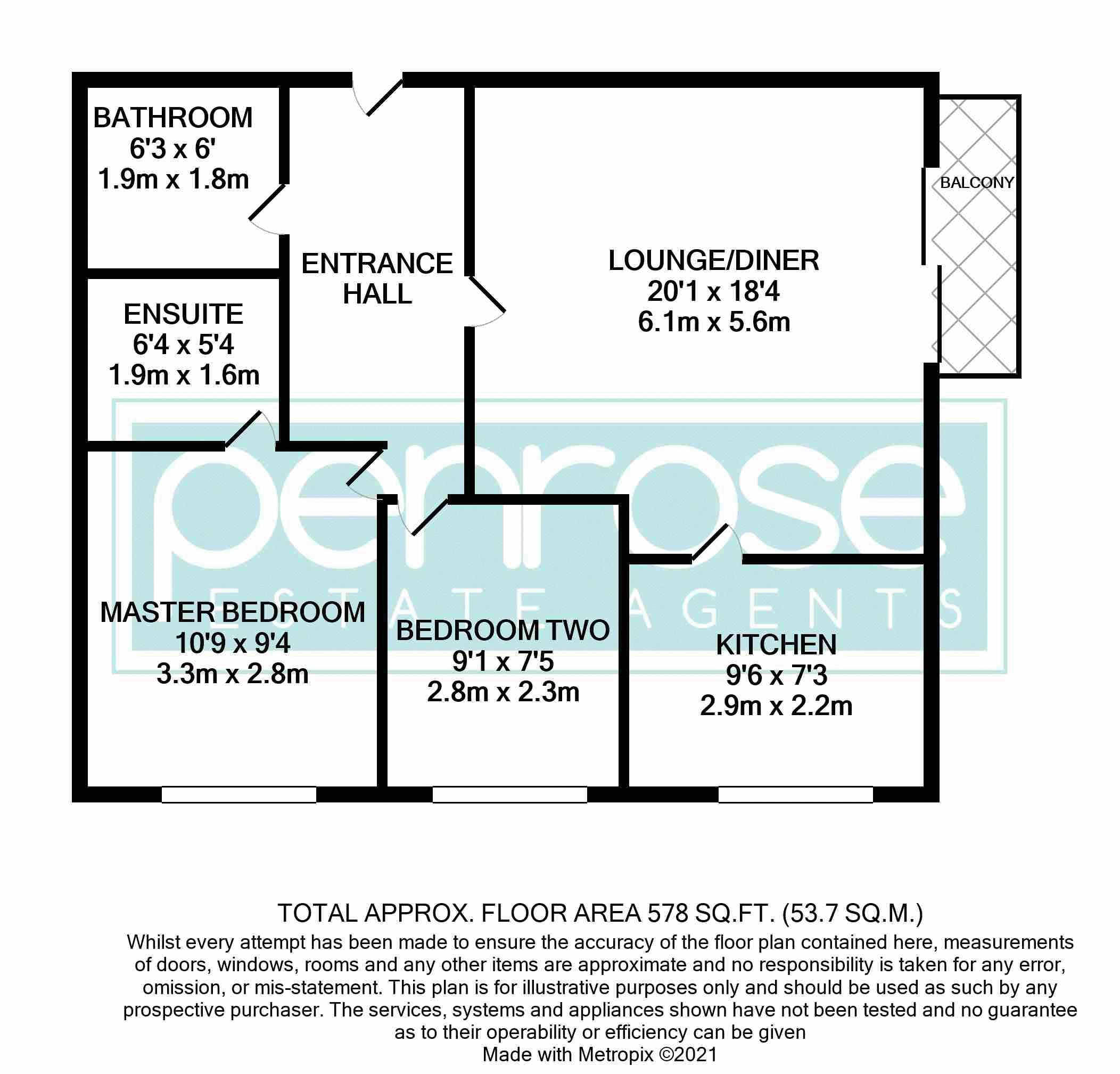 2 bedroom Flat to buy in Knights Field, Luton