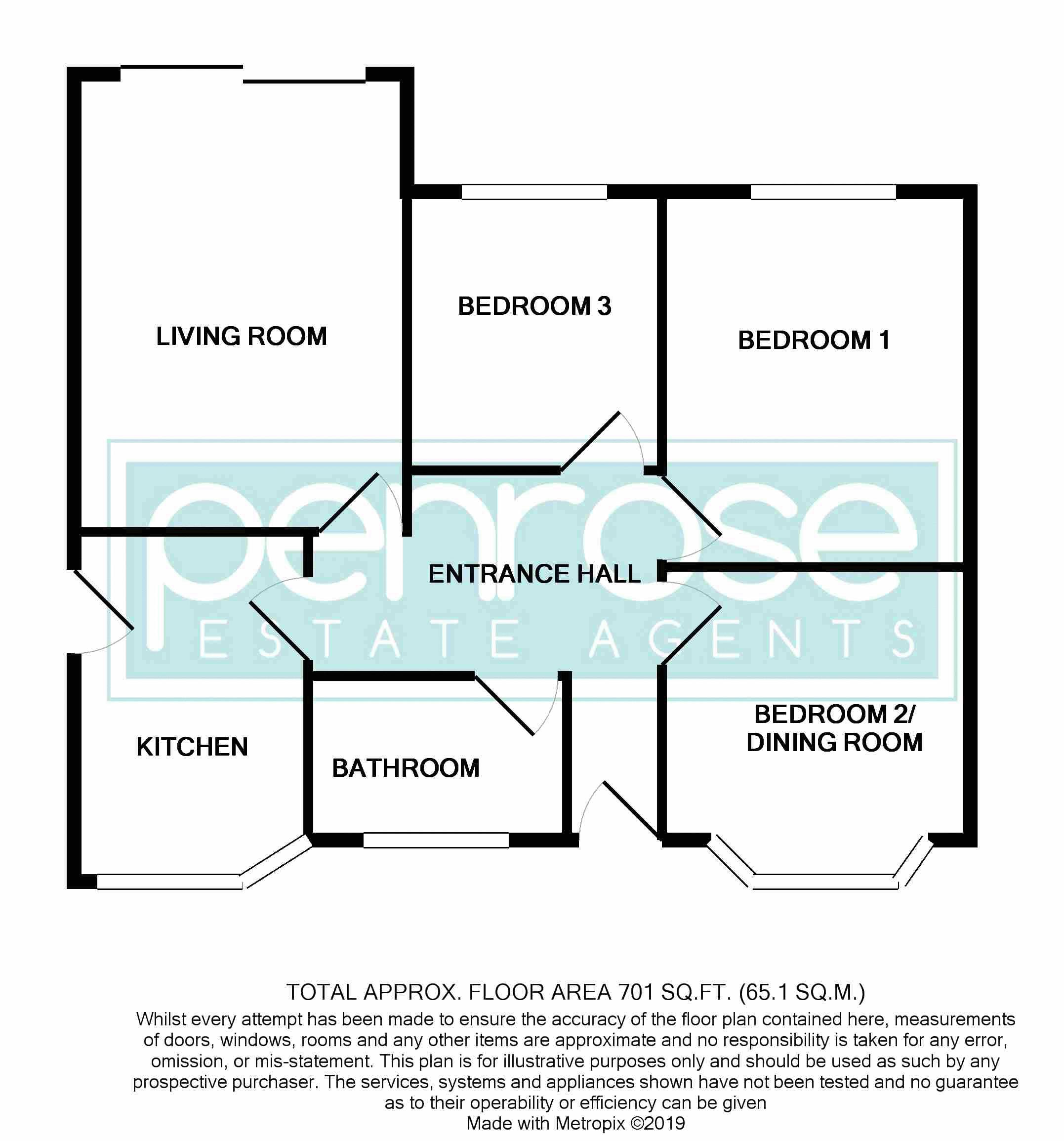 3 bedroom Bungalow to buy in Cuffley Close, Luton