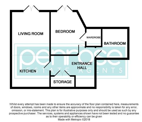 1 bedroom Flat to buy in John Street, Luton
