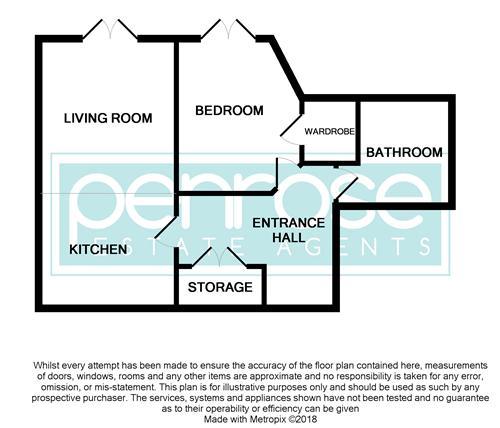 1 bedroom Flat to rent in John Street, Luton