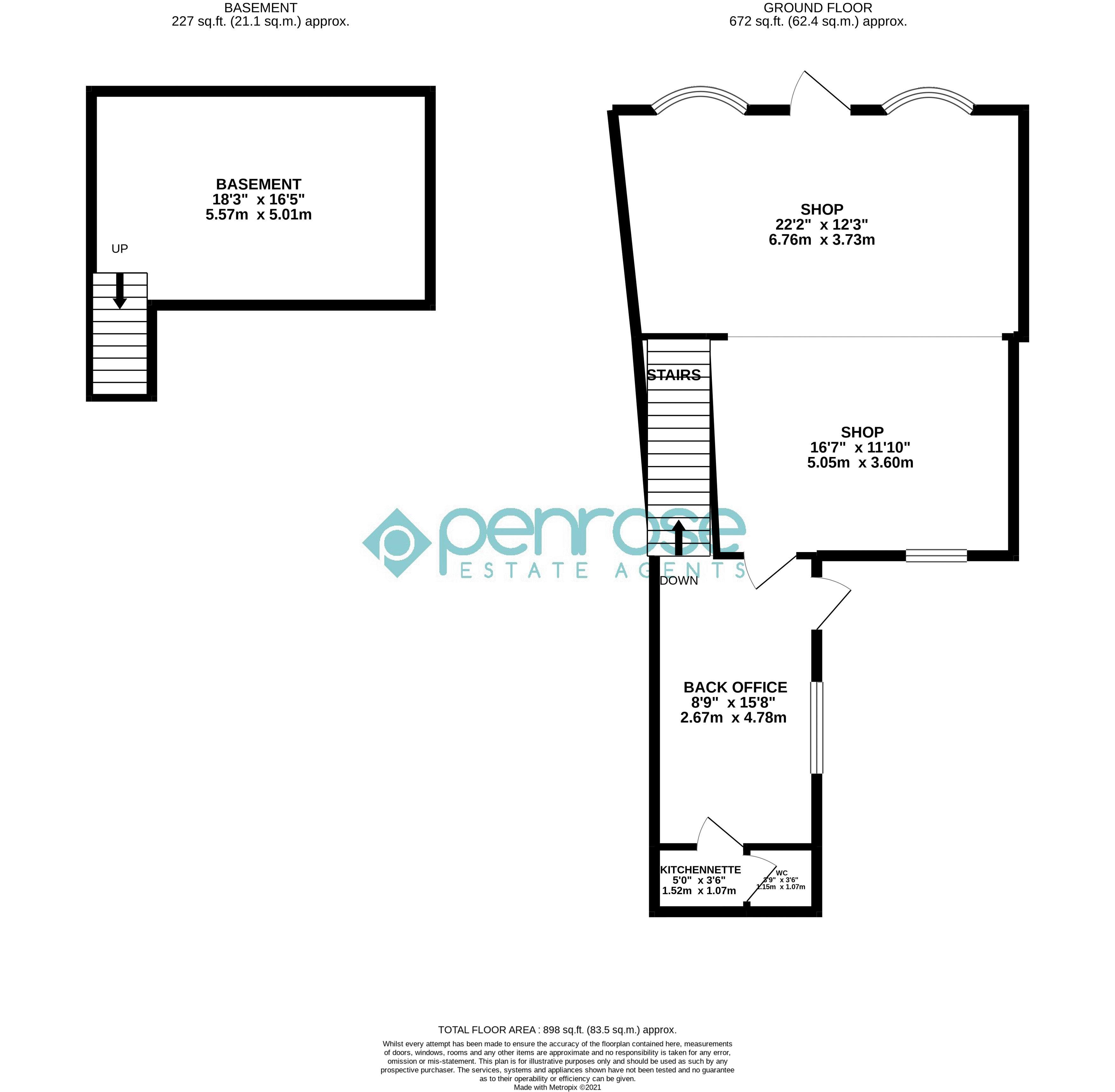 0 bedroom  to rent in Dunstable Street, Bedford