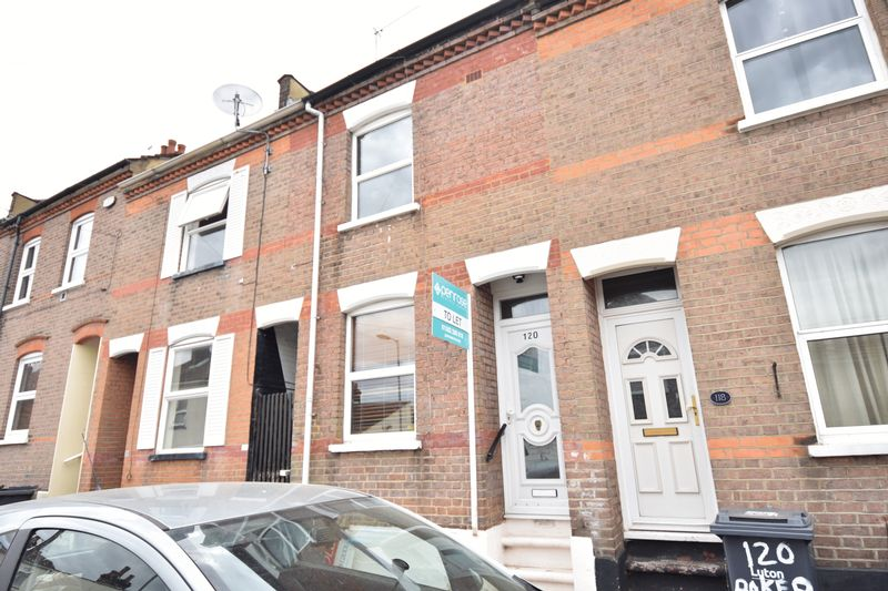 2 bedroom Mid Terrace to rent in Baker Street, Luton