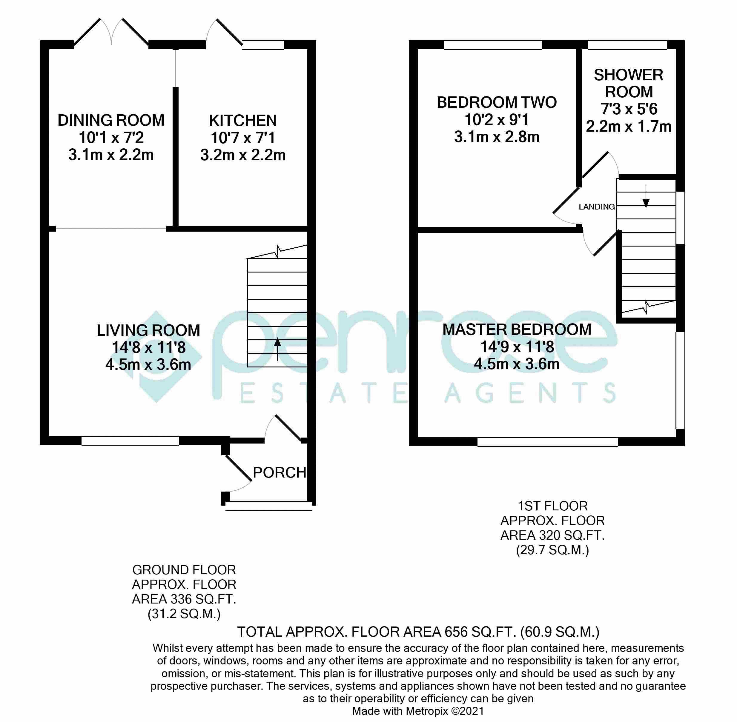 2 bedroom Semi-Detached  to buy in Sunningdale, Luton