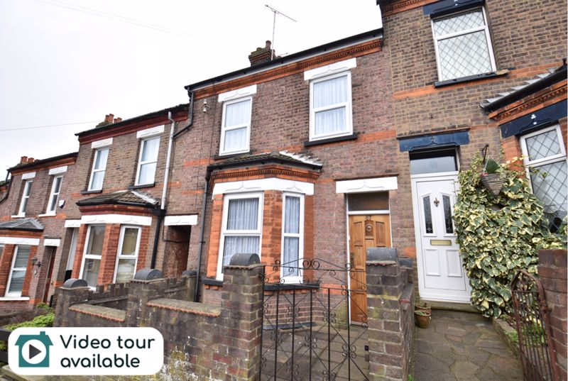 3 bedroom Mid Terrace to buy in Tennyson Road, Luton