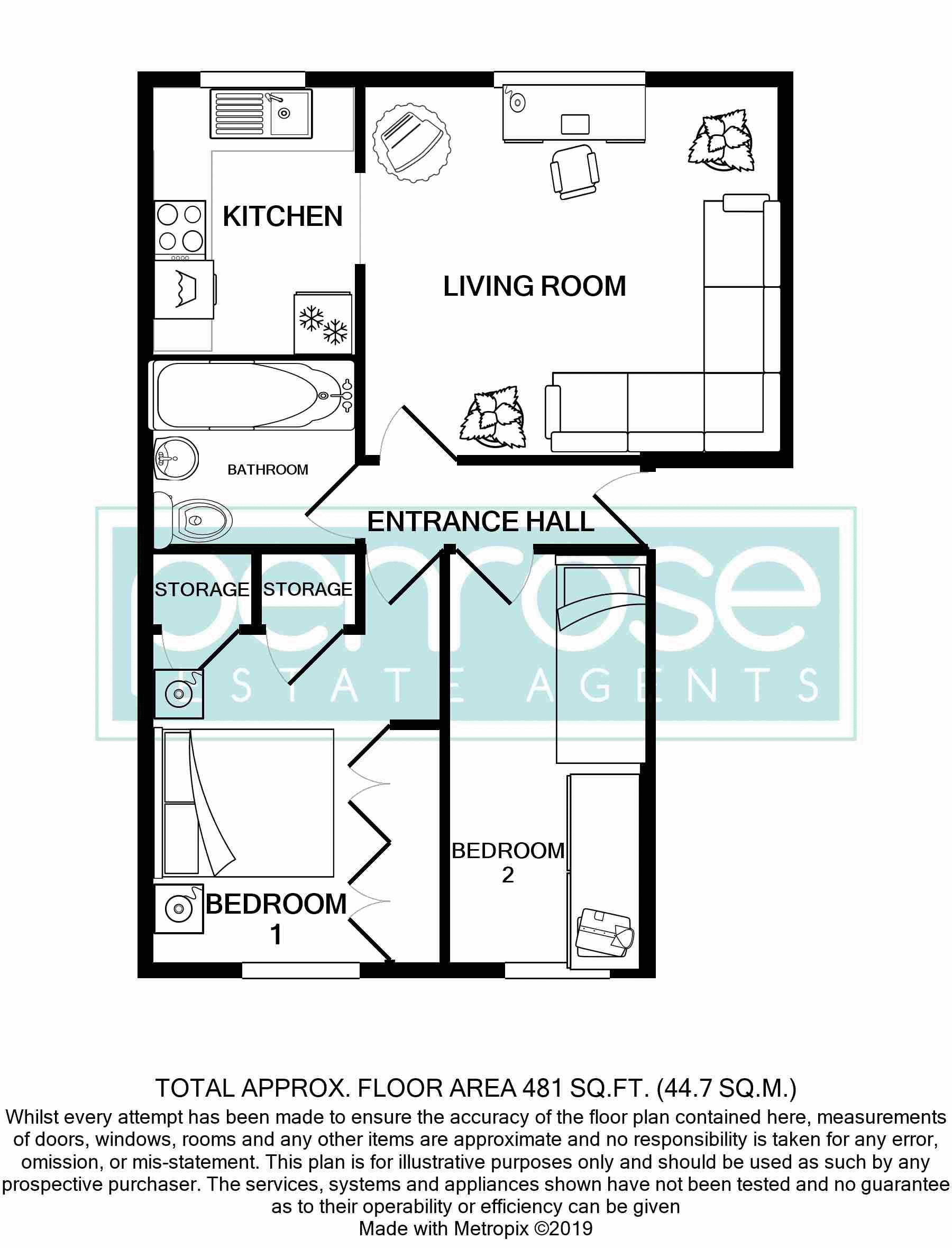 2 bedroom Flat to buy in Waldeck Road, Luton