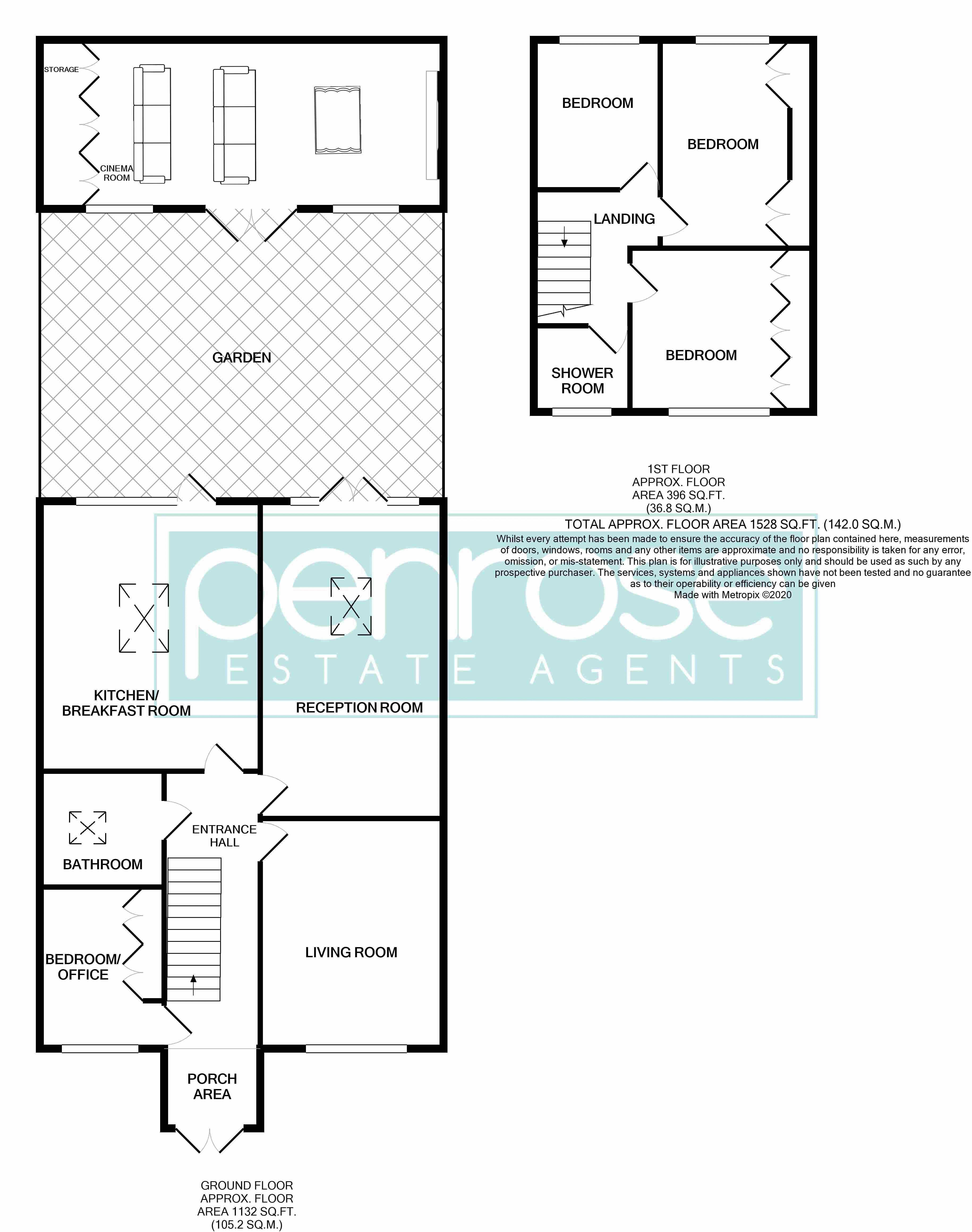4 bedroom Semi-Detached  to buy in Bosmore Road, Luton