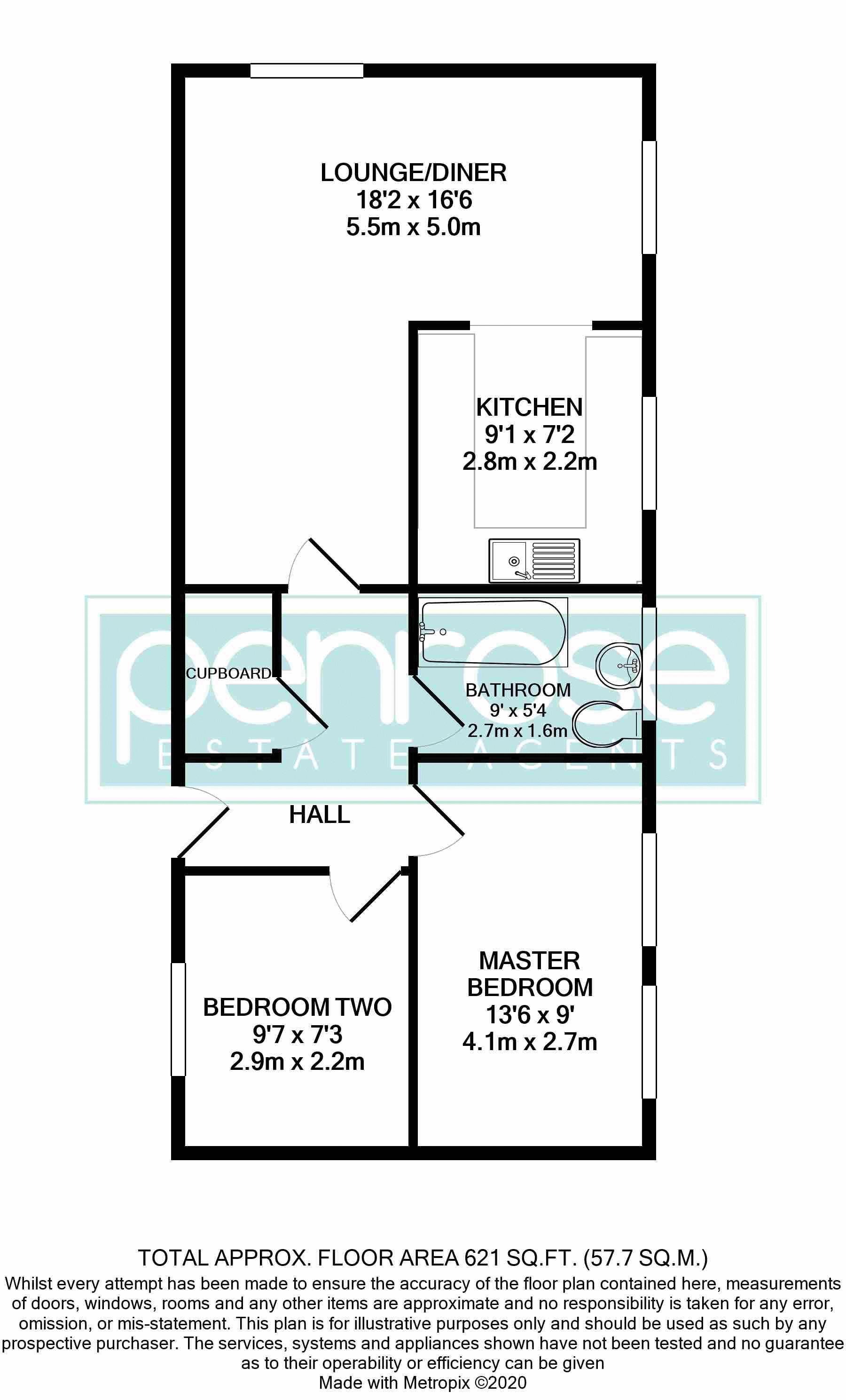 2 bedroom Flat to buy in Browning Road, Luton
