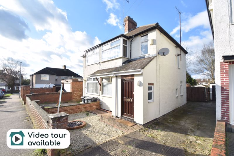 2 bedroom Semi-Detached  to buy in Third Avenue, Luton