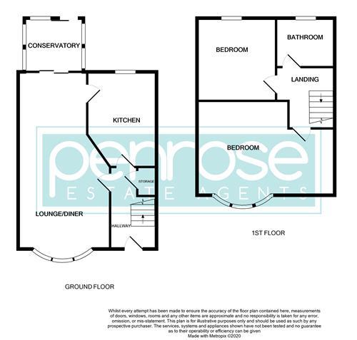 2 bedroom Semi-Detached  to rent in Cowper Street, Luton