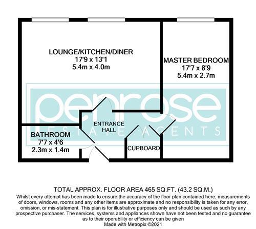 1 bedroom Apartment / Studio to buy in Flowers Way, Luton