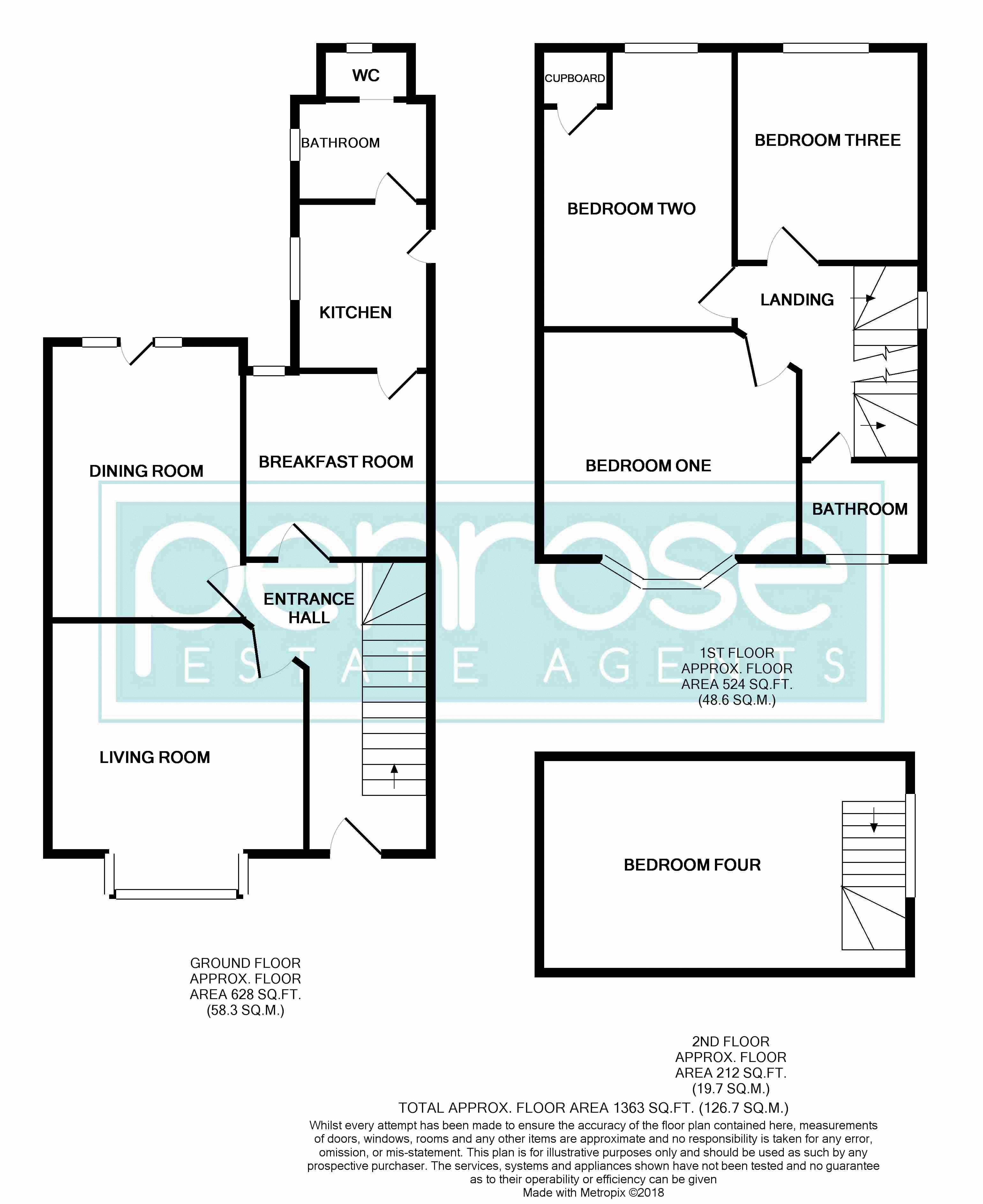 4 bedroom Semi-Detached  to buy in Ashburnham Road, Luton 97 Ashburnham Road