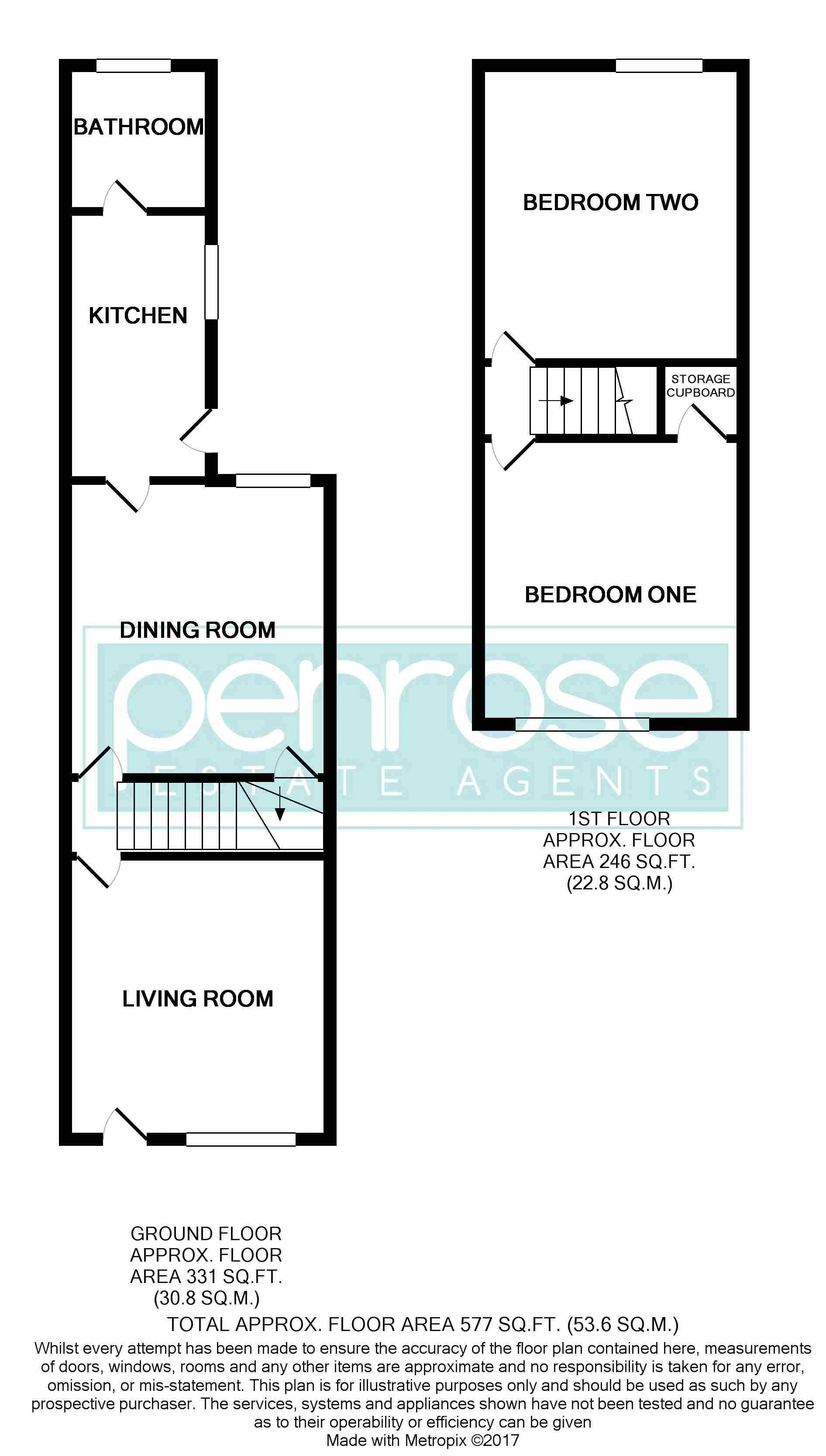 2 bedroom Mid Terrace to rent in Arthur Street, Luton 3 Arthur Street
