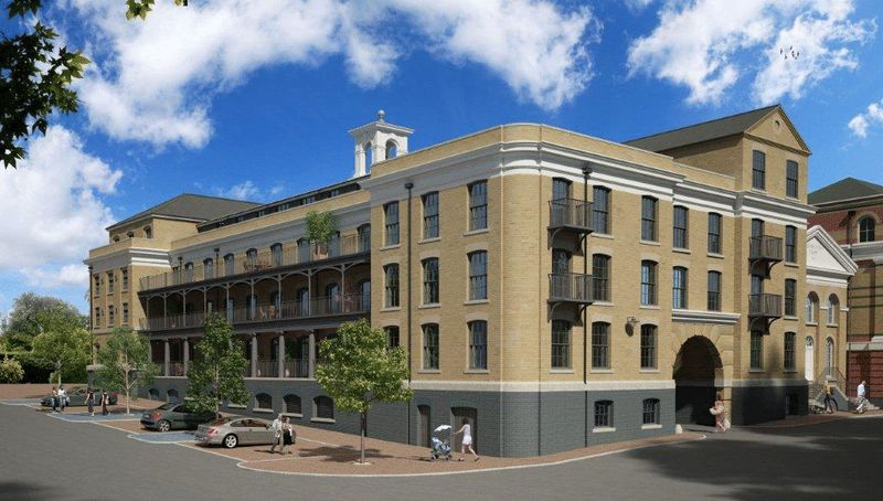 Property for sale in Bowes Lyon Place, Poundbury, DT1